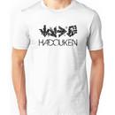 Hadouken Command Black Unisex T-Shirt