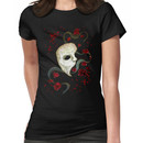Phantom of the Opera Mask and Roses Women's T-Shirt