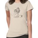 The Wonderful Wizard of OZ - Cowardly Lion Women's T-Shirt