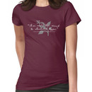 """""""I'm not the meek & obedient type."""" Women's T-Shirt"""