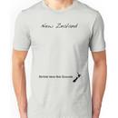 New Zealand - Better than Old Zealand Unisex T-Shirt