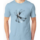 twisted wheels: atom tyre Unisex T-Shirt