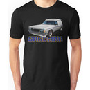 HZ Holden Sandman Panel Van - White Unisex T-Shirt