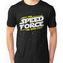 May The Speed Force Be With You Unisex T-Shirt