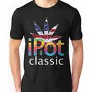 Marijuana T Shirt Ipot classic Unisex T-Shirt