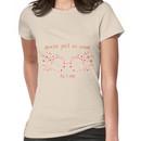 Luna Lovegood Glasses Women's T-Shirt
