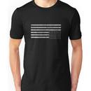 Upside-down US Flag Unisex T-Shirt