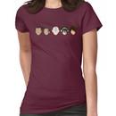 Team Avatar graphic heads Women's T-Shirt