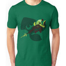 Light Green Female Inkling - Sunset Shores Unisex T-Shirt