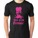 Mighty Boosh - Tony Harrison - This Is An Outrage Unisex T-Shirt