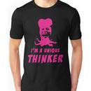 Mighty Boosh - Tony Harrison - Unique Thinker Unisex T-Shirt