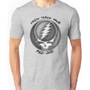 "Grateful Dead ""Fare Thee Well"" Steal Your Face GD50 Stealie Unisex T-Shirt"