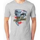 Shark Tornado - Shark Cult Movie - Shark Attack - Shark Tornado Horror Movie Parody - Unisex T-Shirt