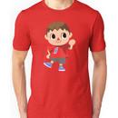 Friendly Villager is Friendly Unisex T-Shirt