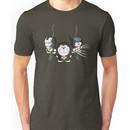 Doraemon Meets SuperHeroes Unisex T-Shirt