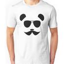 Panda in disguise 2 Unisex T-Shirt
