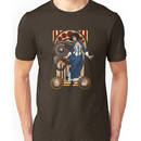 Bioshock Infinite - Elizabeth and Songbird Nouveau Unisex T-Shirt