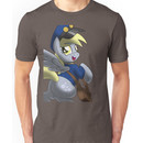 Derpy Hooves - Muffin Mail Mare! Unisex T-Shirt