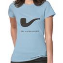 Ceci n'est pas une pipe. Women's T-Shirt