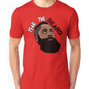 James Harden: Fear the beard  Unisex T-Shirt