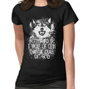 BETTER TO BE A WOLF OF ODIN THAN A LAMB OF GOD (4) Women's T-Shirt
