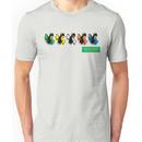 United colors of Kombat Unisex T-Shirt