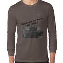 Crash into my Volvo ! You Lose, art T-shirt Long Sleeve