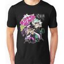 Squid Sisters Splatfest Tour Shirt Unisex T-Shirt