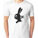 Make your own luck bunny shirt Unisex T-Shirt