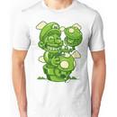 Mario Shrooms Unisex T-Shirt