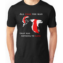 God of War Fear The Man Unisex T-Shirt