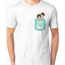 Pocket Iwaoi Unisex T-Shirt