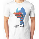 Cobra Commander with 80's viewmaster Unisex T-Shirt