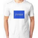 Game Show Winner Unisex T-Shirt