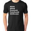 Hip Hop Helvetica II Unisex T-Shirt