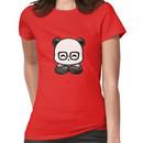 Geek Chic Panda Women's T-Shirt