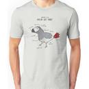 Anatomy of an African Grey Parrot Unisex T-Shirt