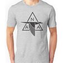 North American Aviation Logo (Black) Unisex T-Shirt