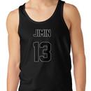 BTS Jimin Jersey Unisex Tank Top