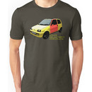 The Clungemobile - The Inbetweeners [Single Print With Text] Unisex T-Shirt