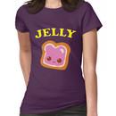 Couple - (Peanut Butter &) Jelly Women's T-Shirt