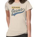 "Christian ""Team Jesus"" Women's T-Shirt"