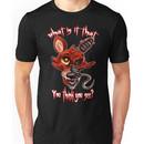 Five Nights At Freddy's 4- Nightmare Foxy Unisex T-Shirt