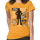 Doctor Who - Donna Noble Quotes Women's T-Shirt
