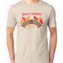 Bridge BURNERS first in last out BridgeBURNERS Unisex T-Shirt
