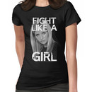 Fight Like A Girl Women's T-Shirt