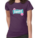 Squirt! Soda Can Sign! Women's T-Shirt