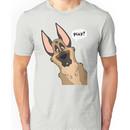 Grinning German Shepherd Dog Unisex T-Shirt