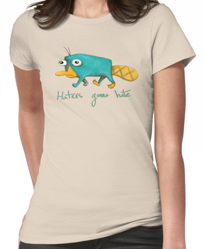 Perry the Platypus Women's T-Shirt