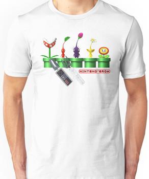Nintend'Gro Gardening,  Unisex T-Shirt